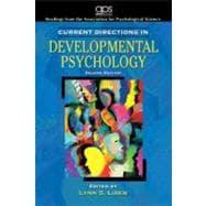 Current Directions in Developmental Psychology - Association for Psychological Science (APS); Liben, Lynn S.