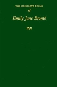 The Complete Poems of Emily Jane Bront? - Bronte, Emily