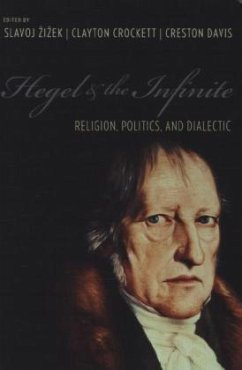Hegel and the Infinite - Zizek, Slavoj