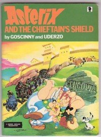 Asterix And The Chieftain's Shield (engl.) - Goscinny, René Uderzo, Albert