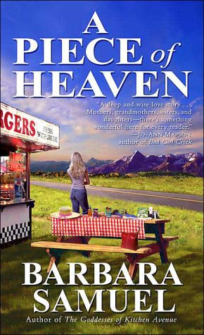 A Piece of Heaven - Barbara Samuel