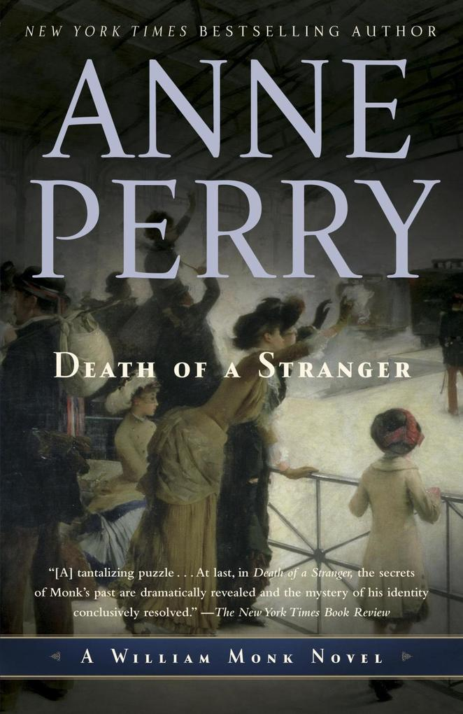 Death of a Stranger als eBook von Anne Perry - Random House Publishing Group