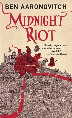 Midnight Riot - Aaronovitch, Ben