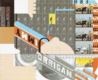 Pantheon Graphic Novels: Jimmy Corrigan: The Smartest Kid on Earth. Jimmy Corrigan - Der KlÃgste Junge der Welt, englische Ausgabe - Ware, Chris
