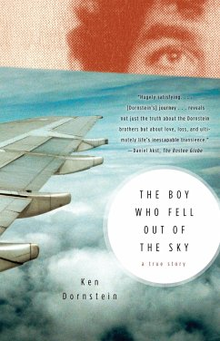 The Boy Who Fell Out of the Sky: A True Story - Dornstein, Ken