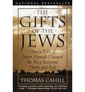 The Gifts of the Jews - Thomas Cahill