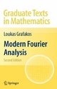 Modern Fourier Analysis - Loukas Grafakos