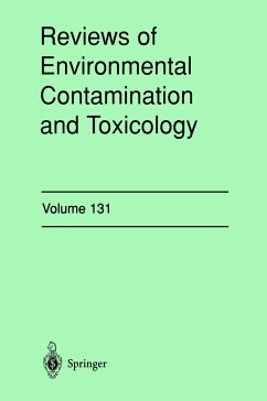 Reviews of Environmental Contamination and Toxicology - Ware, George W.