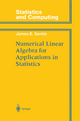 Numerical Linear Algebra for Applications in Statistics - James E. Gentle