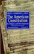 The American Constitution, Its Origins and Development