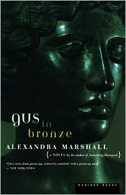 Gus In Bronze - Alexandra Marshall