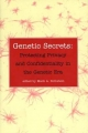 Genetic Secrets - Mark A. Rothstein