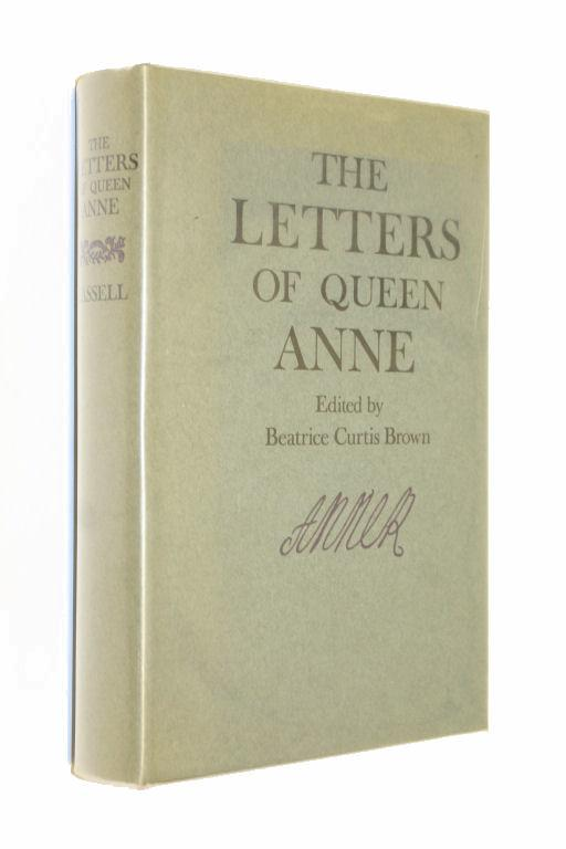 THE LETTERS AND DIPLOMATIC INSTRUCTIONS OF QUEEN ANNE.