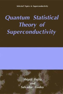 Quantum Statistical Theory of Superconductivity - Fujita, S. Godoy, S.