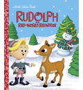 LGB Rudolph The Red-Nosed Reindeer - Golden Books