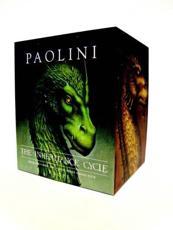 Inheritance Cycle 4-Book Hard Cover Boxed Set (Eragon, Eldest, Brisingr, Inheritance) - Christopher Paolini