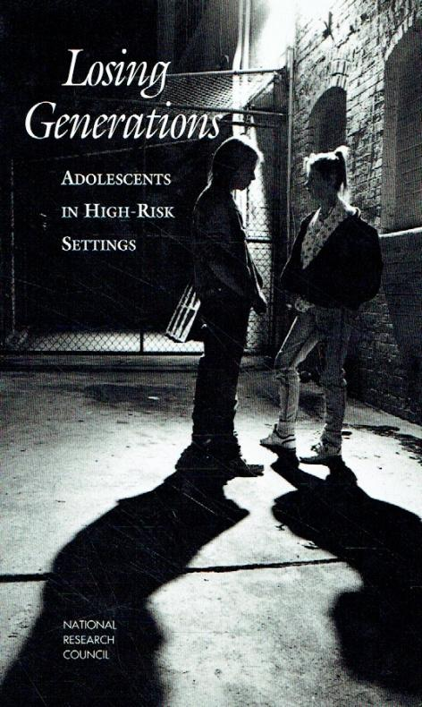 Losing Generations: Adolescents in High-Risk Settings