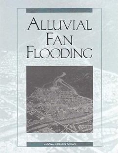 Alluvial Fan Flooding - National Research Council Committee On Alluvial Fan, Nati Natl Res Council