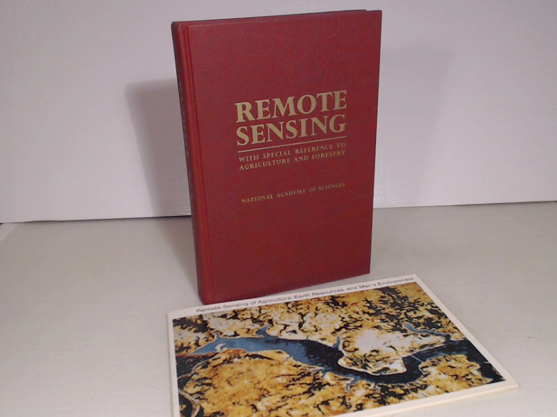 Remote sensing with special reference to agriculture and forestry