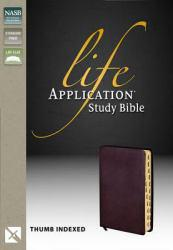 Life Application Study Bible - Nasb - Rolnald A. Beers