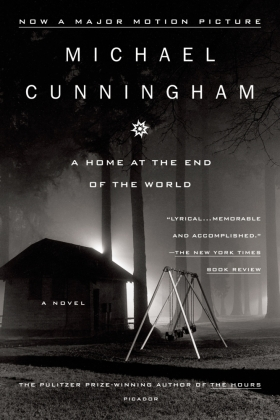 A Home at the End of the World. Fünf Meilen von Woodstock, englische Ausgabe - Cunningham, Michael
