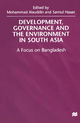 Development, Governance and Environment in South Asia - Mohammad Alauddin; Samiul Hasan
