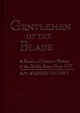 Gentlemen of the Blade - G. W. Stephen Brodsky