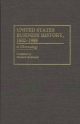 United States Business History, 1602-1988 - Richard Robinson