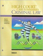 Criminal Law - West Law School