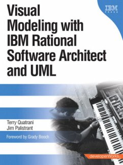 Visual Modeling with IBM Rational Software Architect and UML - Quatrani, Terry Palistrant, Jim