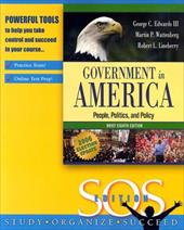 Government in America: People, Politics and Policy - Edwards, George C., III / Wattenberg, Martin P. / Lineberry, Robert L.
