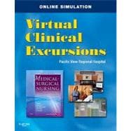 Virtual Clinical Excursions 3. 0 for Medical-Surgical Nursing - Lewis, Sharon Mantik; Dirksen, Shannon Ruff; Heitkemper, Margaret McLean; Bucher, Linda; Camera, Ian