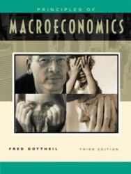 Principles of Macroeconomics and Graphing - With CD - Fred M. Gottheil