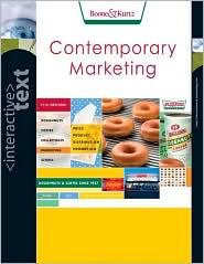 Interactive Text, Contemporary Marketing - Louis E. Boone, David L. Kurtz