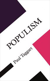 Populism - Taggart, Paul A. / Taggart