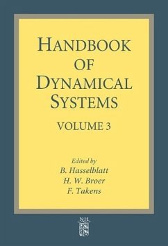 Handbook of Dynamical Systems, Volume 3 - Ed. by Broer, Henk W. Hasselblatt, Boris Takens, Floris