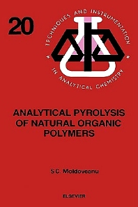 Analytical Pyrolysis of Natural Organic Polymers