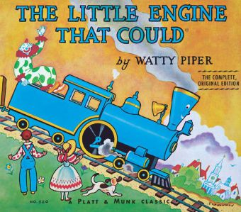 The Little Engine That Could - The Complete, Original Edition - Piper, Watty