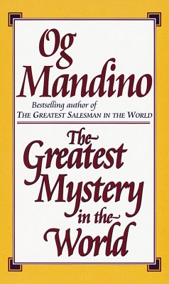 The Greatest Mystery in the World - Mandino, Og Bunting