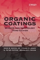 Organic Coatings - Zeno W. Wicks; Frank N. Jones; S. Peter Pappas; Douglas A. Wicks