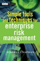 Simple Tools and Techniques for Enterprise Risk Management - Robert J. Chapman