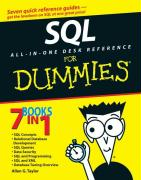 SQL All-in-One Desk Reference For Dummies