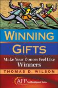 Winning Gifts: Make Your Donors Feel Like Winners