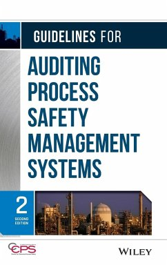 Guidelines for Auditing Process Safety Management Systems - Center for Chemical Process Safety (CCPS CCPS (Center for Chemical Process Safety