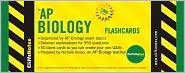 CliffsNotes AP Biology Flashcards - Nichole Vivion