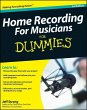 Home Recording For Musicians For Dummies (eBook, PDF) - Strong, Jeff