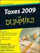 Taxes 2009 For Dummies - Eric Tyson;  EA Margaret A. Munro;  EA David J. Silverman