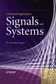 A Practical Approach to Signals and Systems - D. Sundararajan