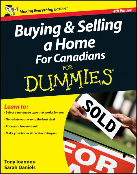 Buying and Selling a Home For Canadians For Dummies - For Dummies