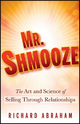 Mr. Shmooze - Richard Abraham